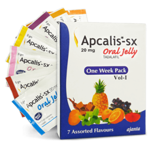 Buy Apcalis Jelly